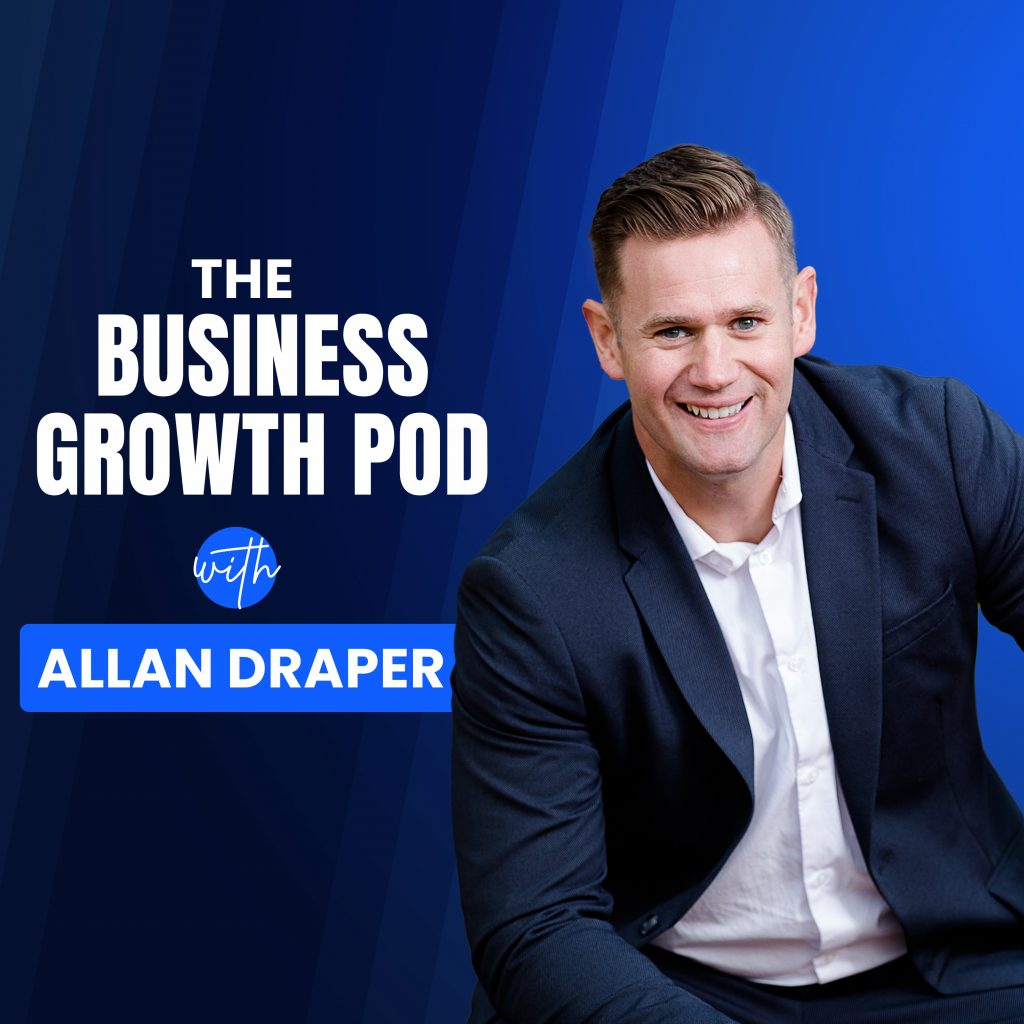Business Growth Pod Cover Art